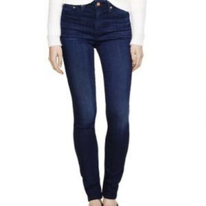 The Castings Dark Wash Mid Rise Skinny Jeans 26